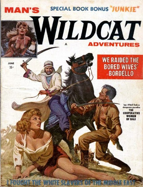 18913431-Wildcat_Adventures_-_1959_05_June_-_First_issue,_Burroughs,_Arab_Peril-8x6