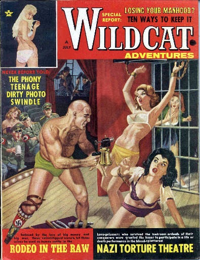 18913434-Wildcat_Adventures_-_1963_07_July_-_Nazi_bondage_and_torture-8x6