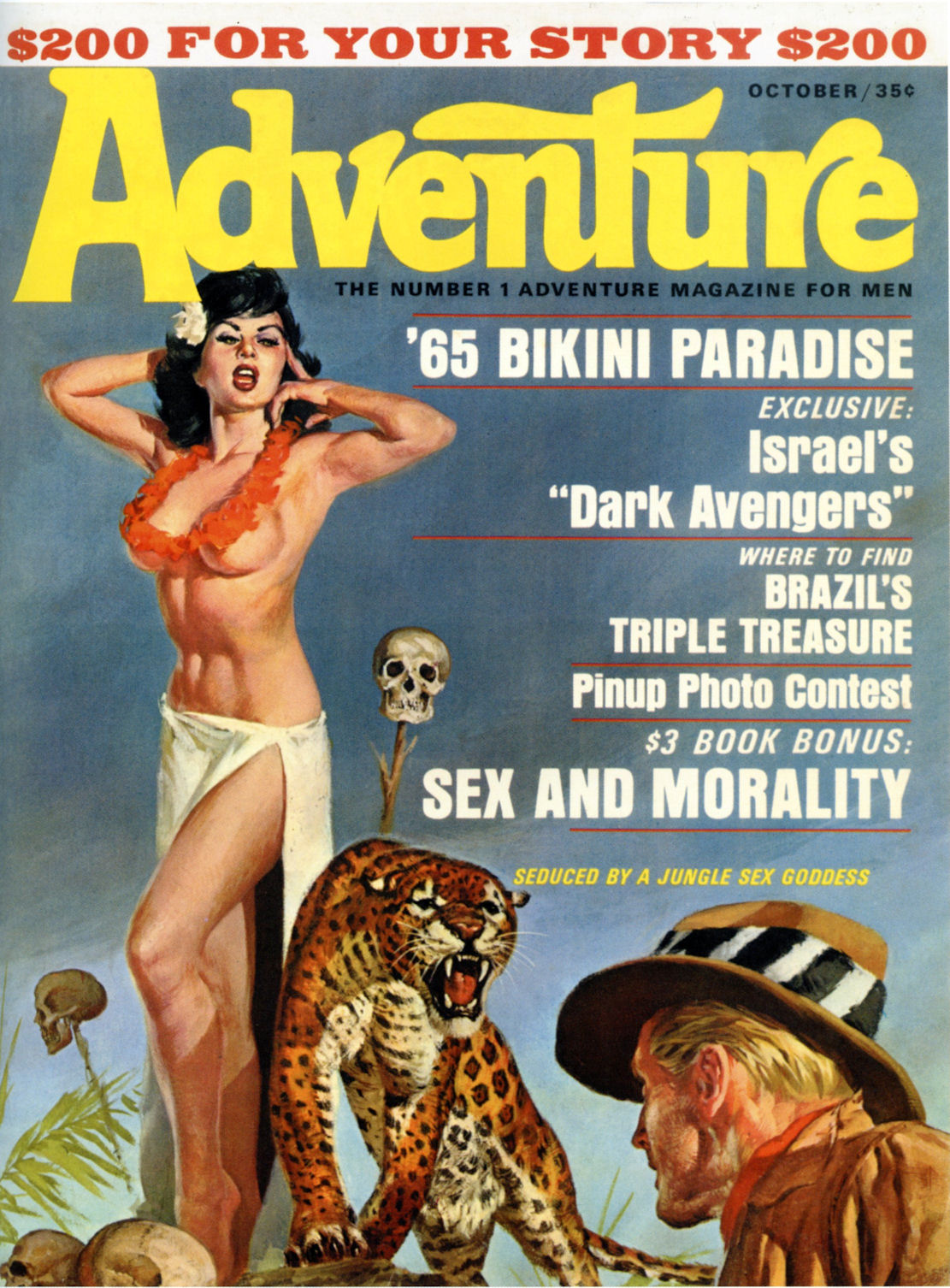 Pulp Magazines Project