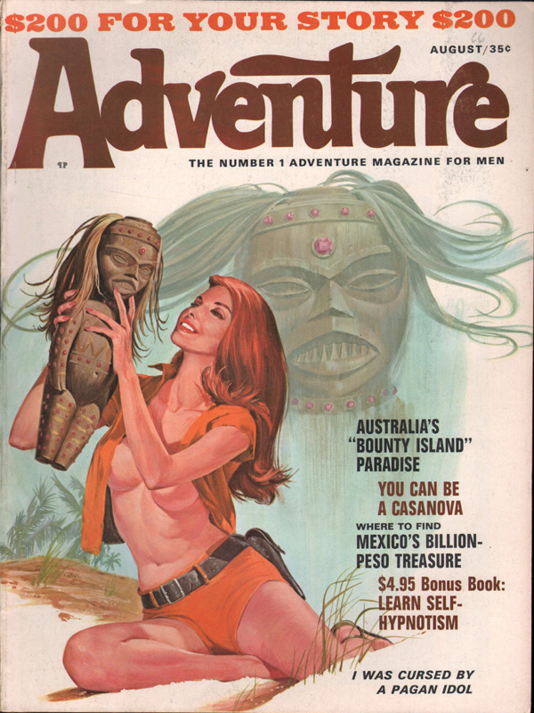 Adventure August 1966