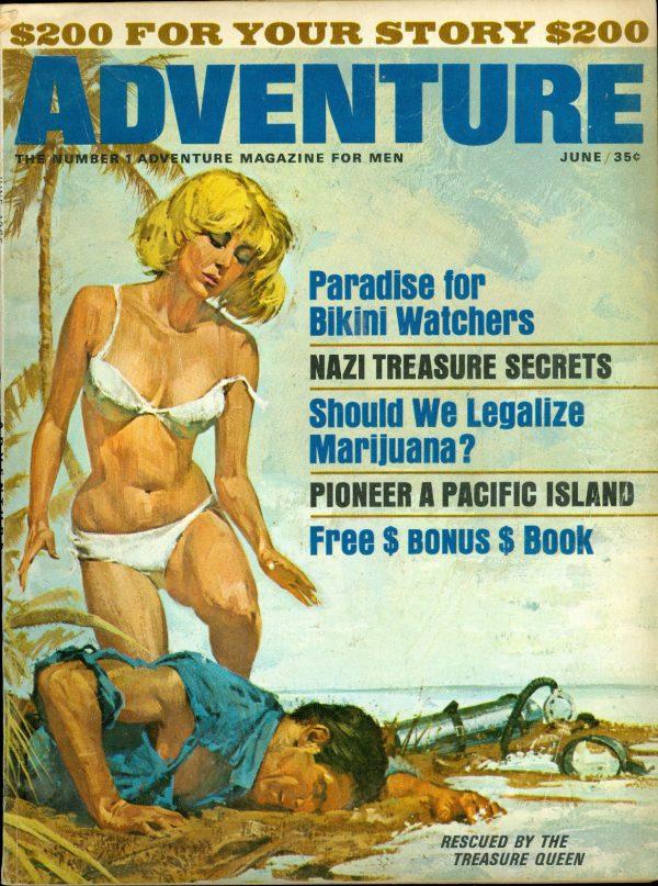 Adventure, June 1965