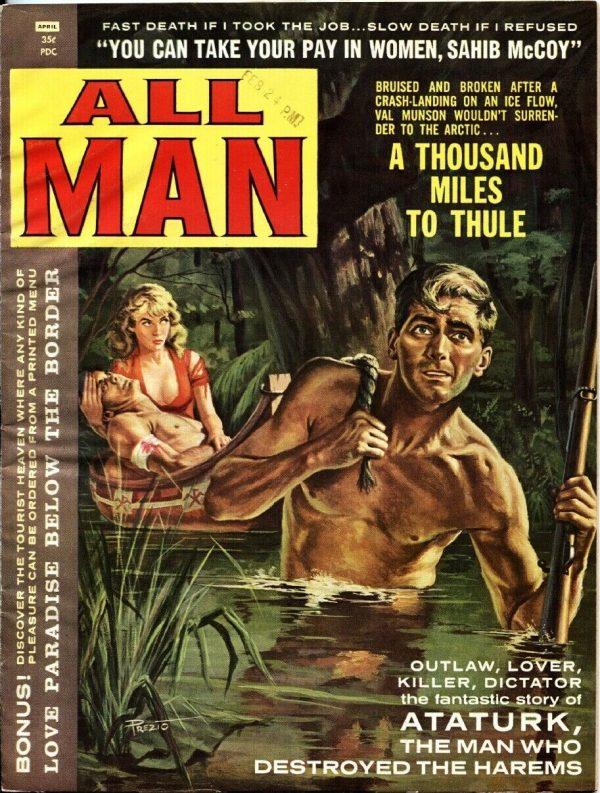 All Man April 1960
