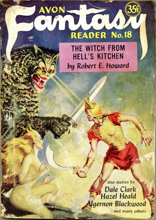 Avon Fantasy Reader #18 1952