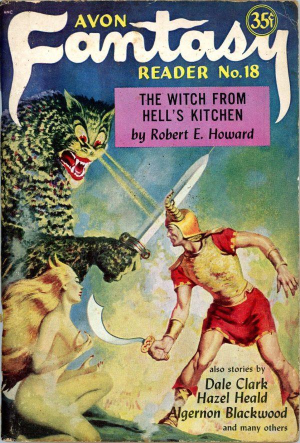 Avon Fantasy Reader 1952