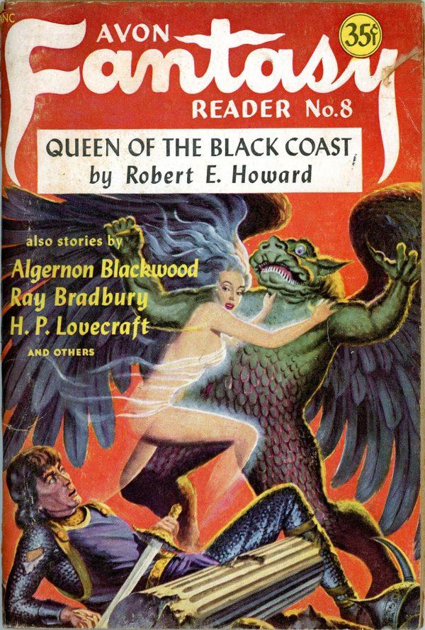 Avon Fantasy Reader #8 1948