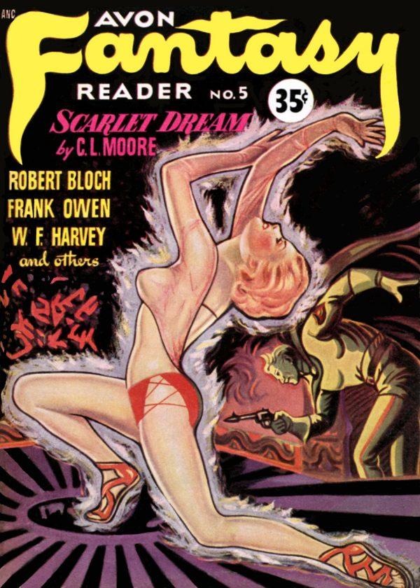 Avon Fantasy Reader No 5 1947