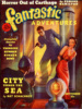 FANTASTIC ADVENTURES. September, 1939 thumbnail