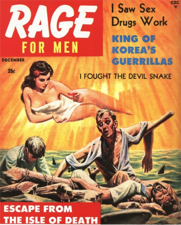 Rage for Men - 1957 12 Dec - Clarence Doore