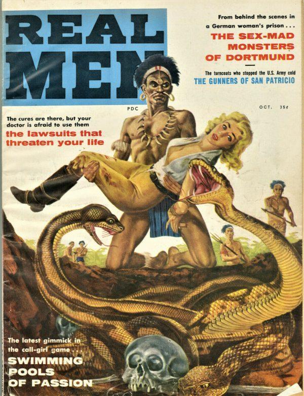 Real Men October 1960
