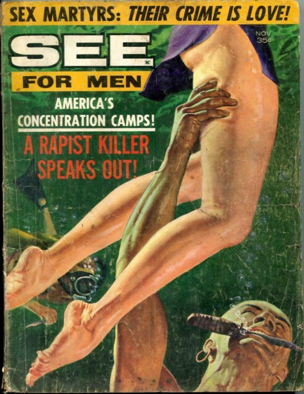 See For Men November 1962