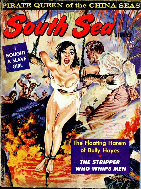 South Sea Stories May 1963