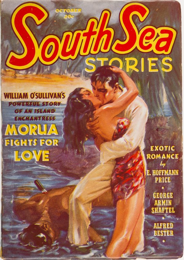 South Sea Stories - October 1940