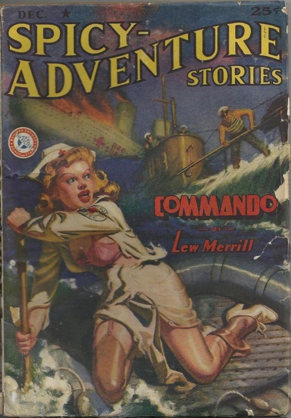 Spicy Adventure December 1942