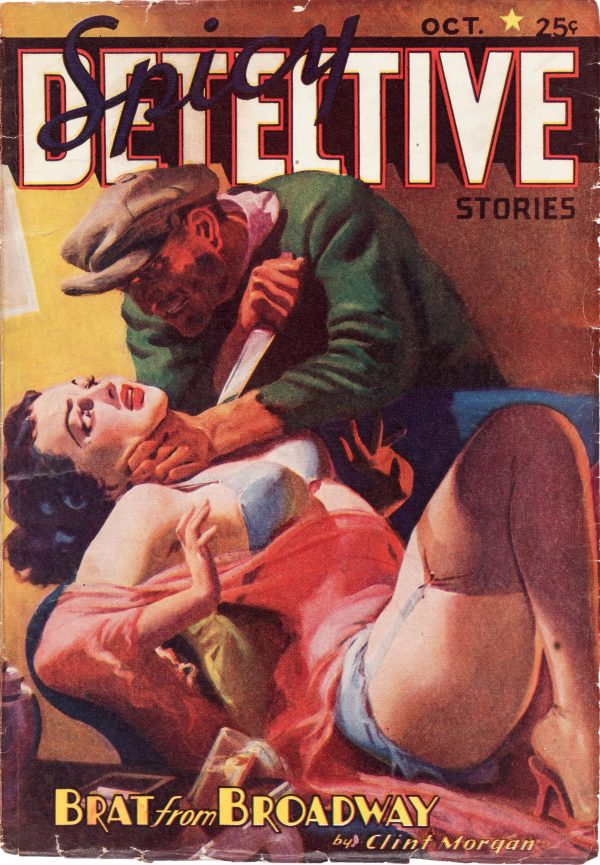 Spicy Detective Stories - October 1937