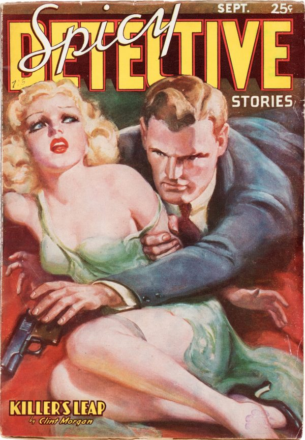 Spicy Detective Stories - September 1937