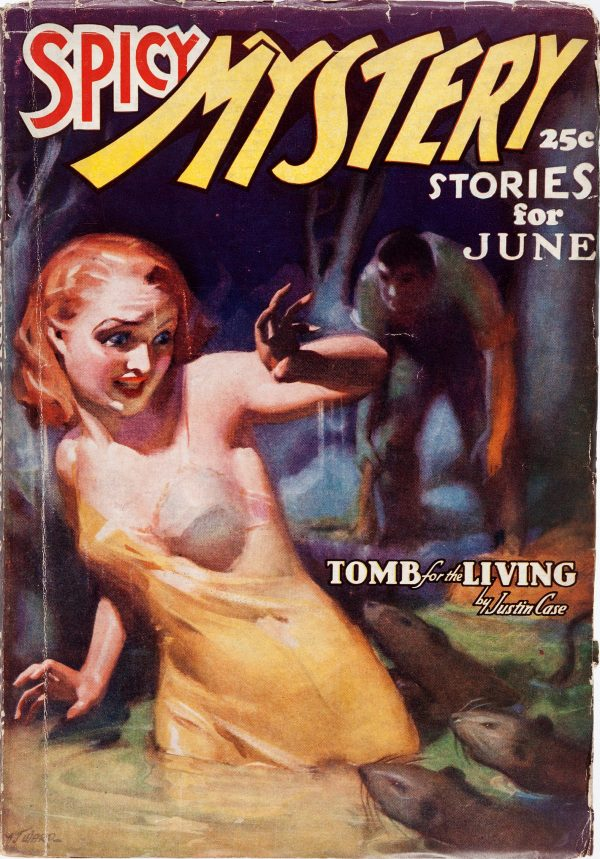 Spicy Mystery Stories - June 1937