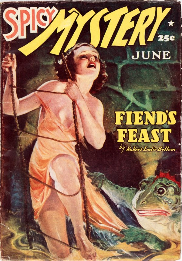 Spicy Mystery Stories - June 1938