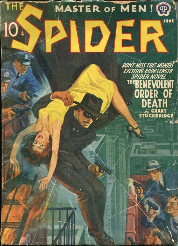 Spider June 1941