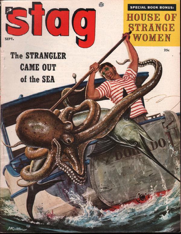 Stag September 1955