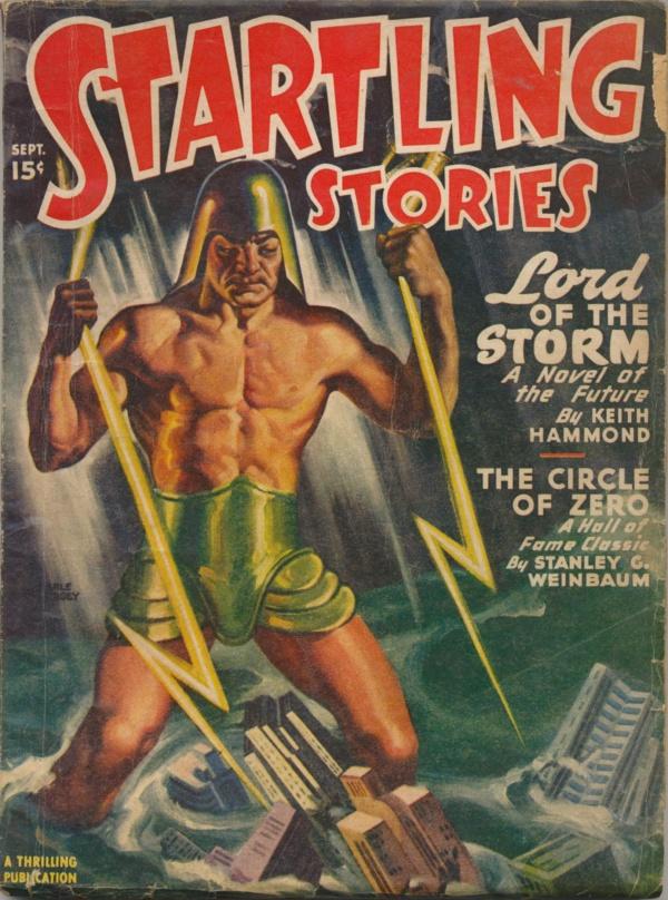 Startling Stories, September 1947