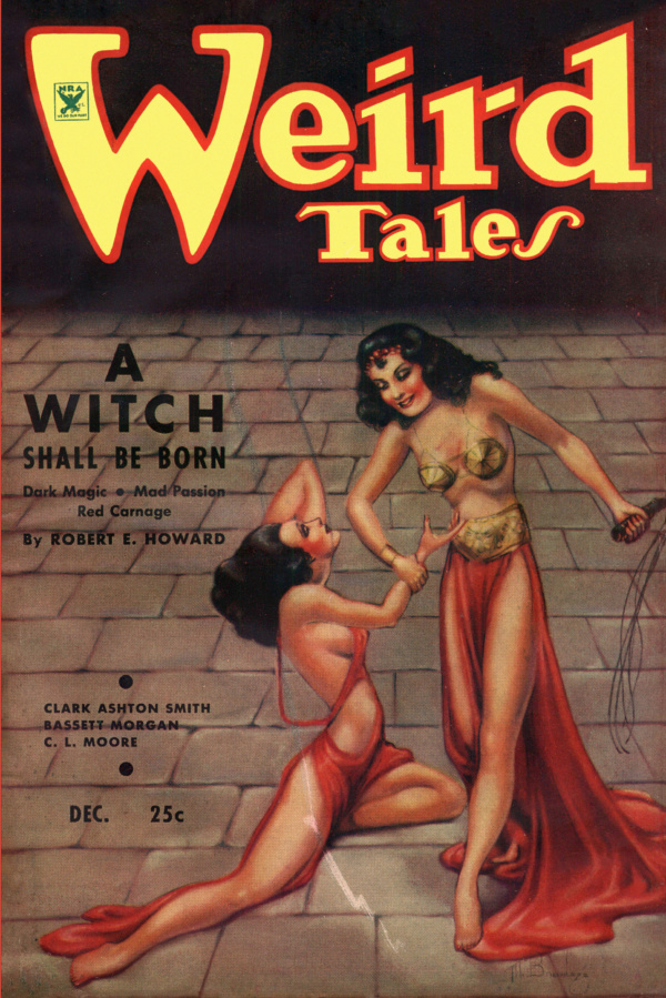 Weird Tales Dec 1934