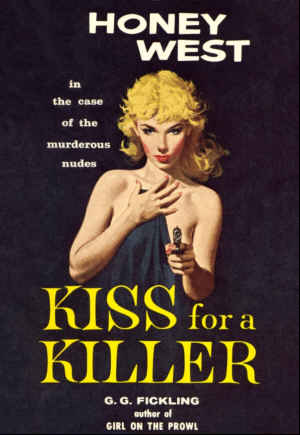 Image result for kiss for a killer