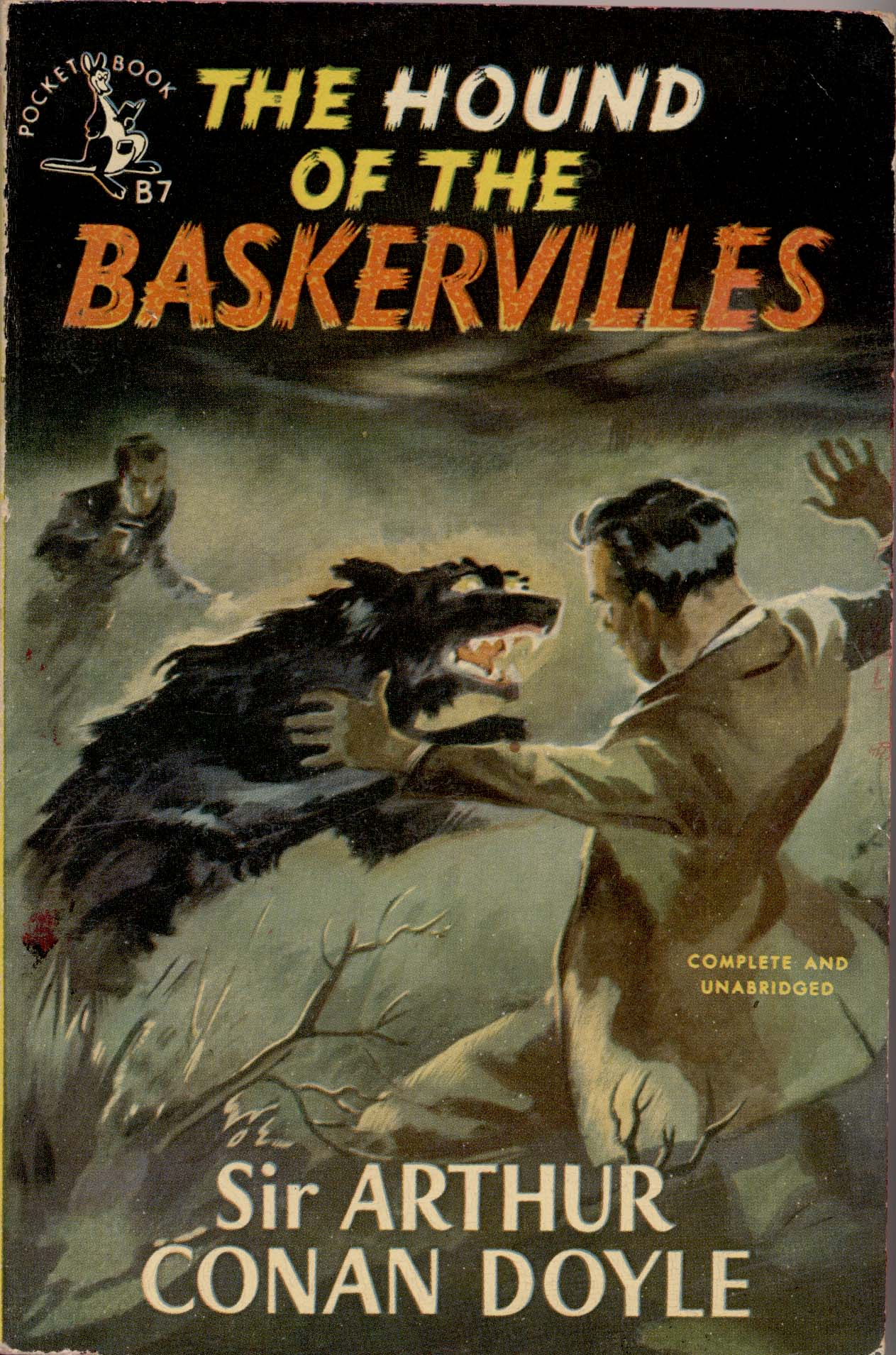 SparkNotes: Hound of the Baskervilles