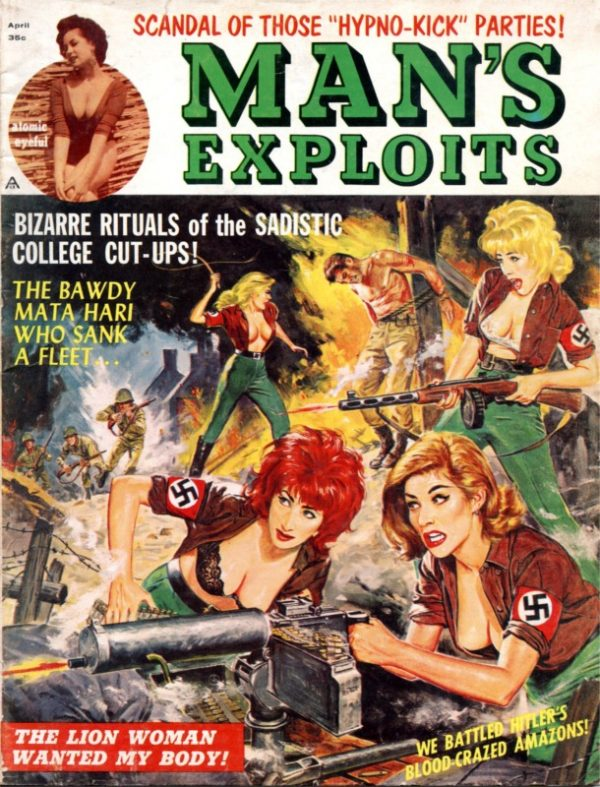 20164605-Man's Exploits, April 1963