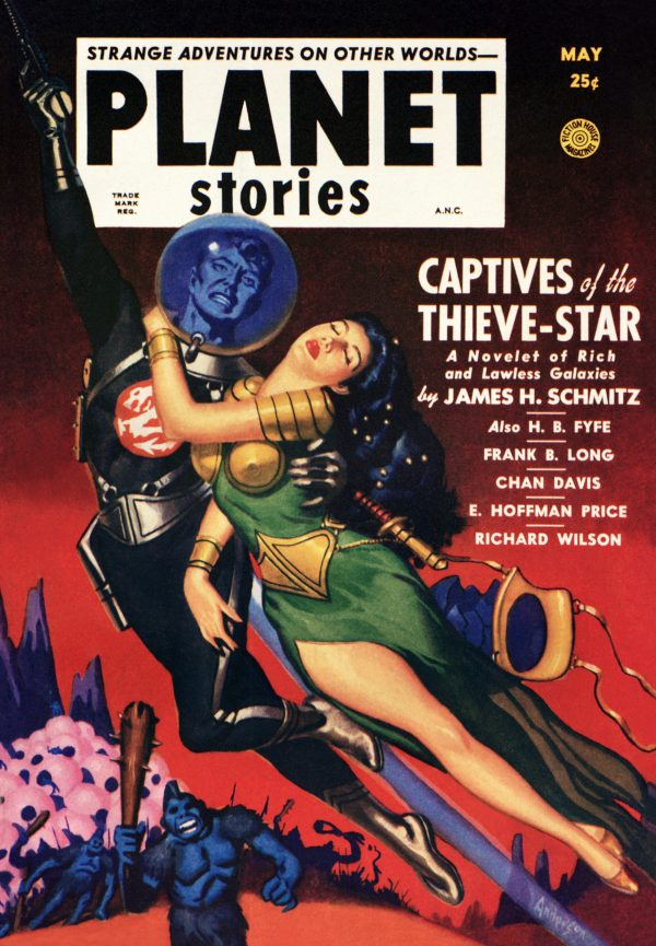 Planet Stories, May 1951