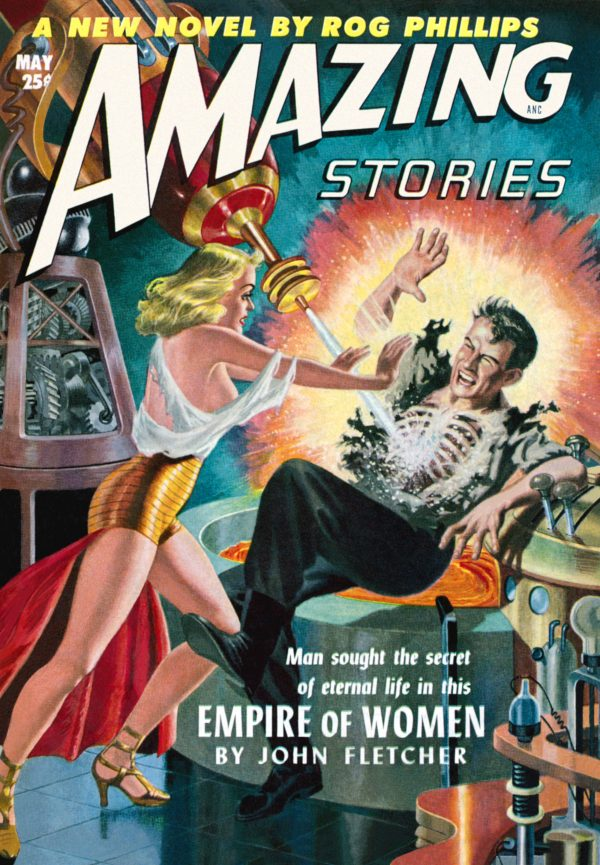 Amazing Stories, May 1952