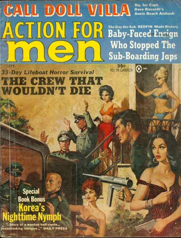 Action for Men, September 1964
