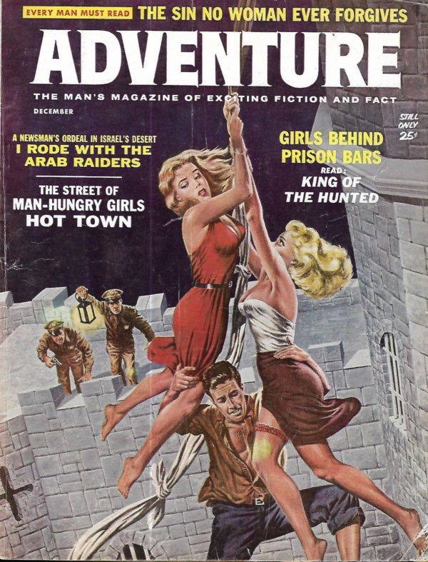 Adventure, December 1960