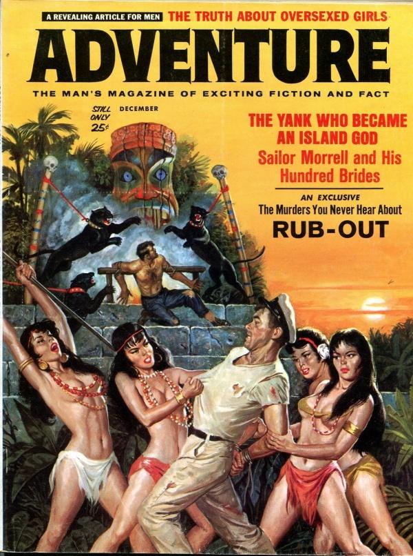 Adventure December 1961