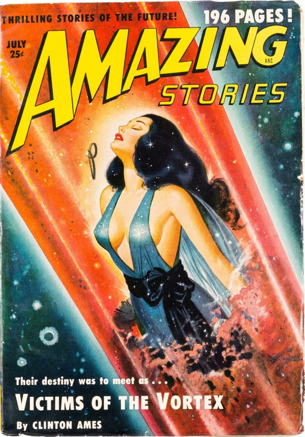 Amazing Stories July 1950