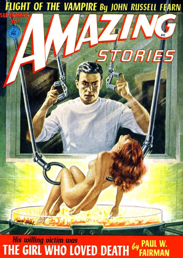 Amazing Stories September 1952