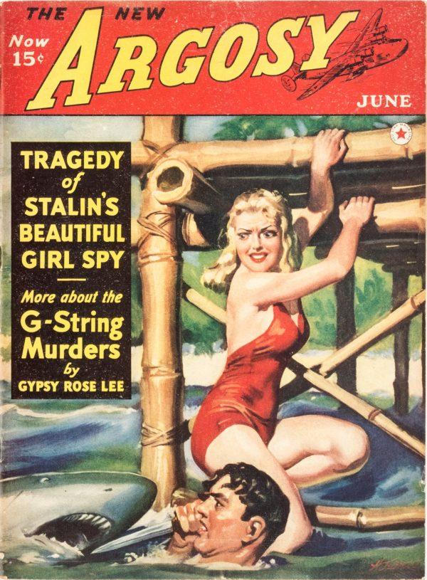 Argosy June 1942