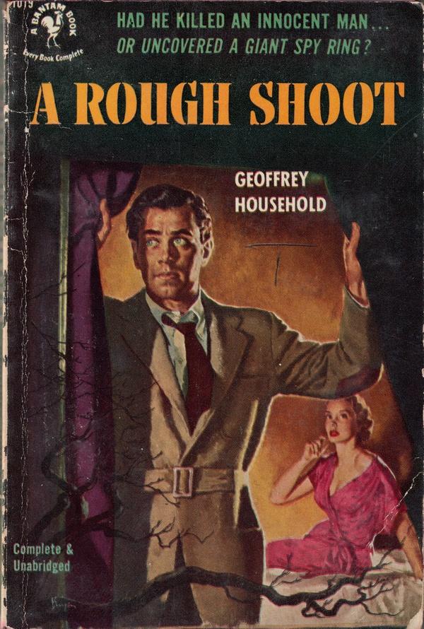 Bantam Books 1019, 1953