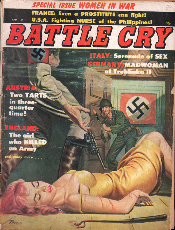 Battle Cry December 1962