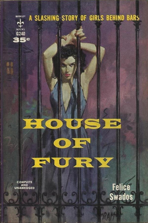 Berkley Books #G-240 1959