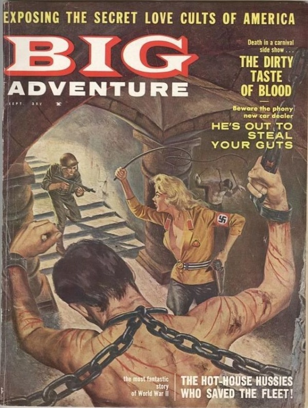 Big Adventure September 1960