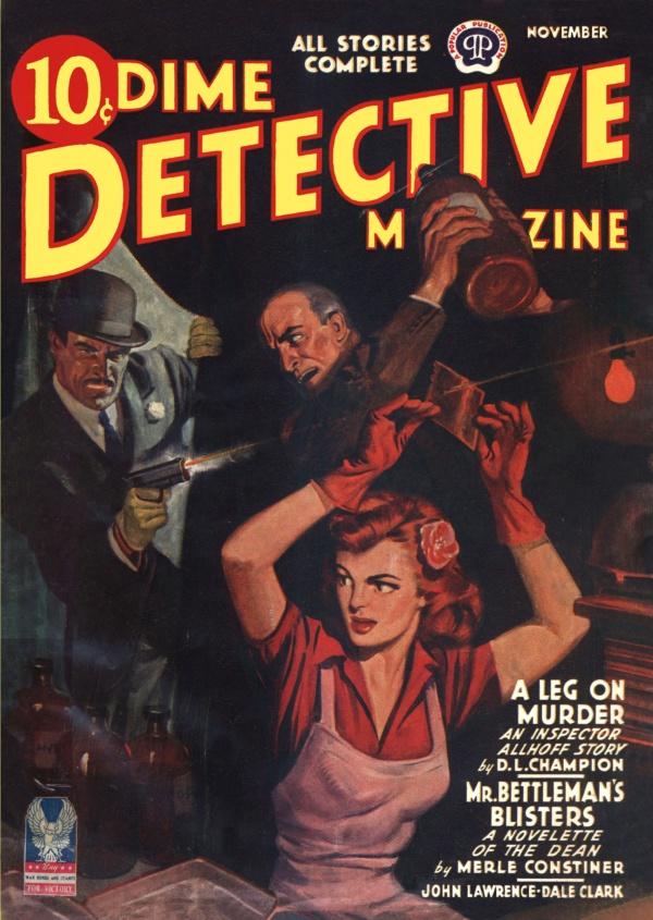 Dime Detective November 1942