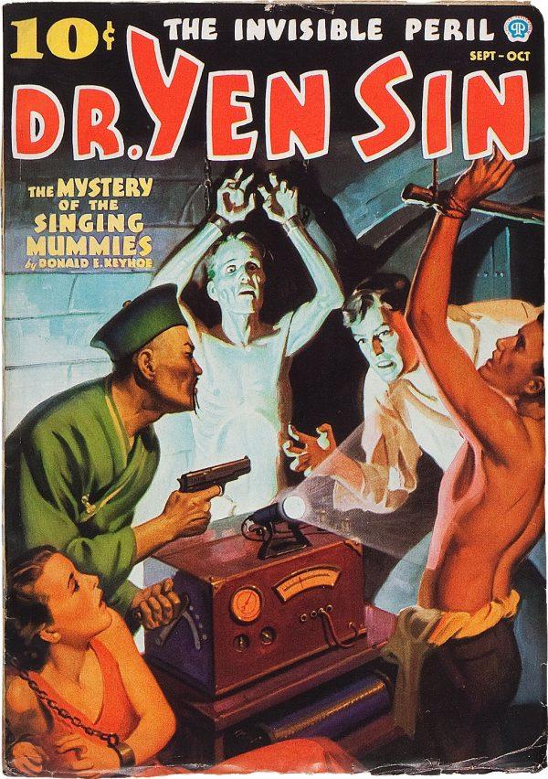 Dr. Yen Sin 1936