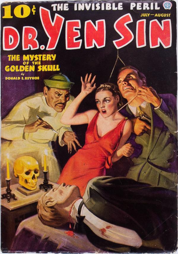 Dr. Yen Sin #2 1936