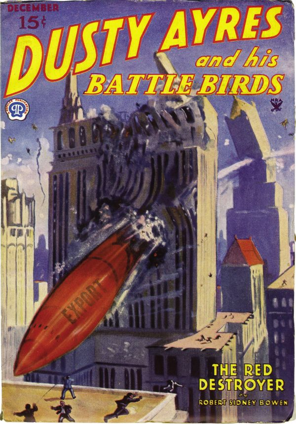 Dusty Ayers & His Battle Birds December, 1934