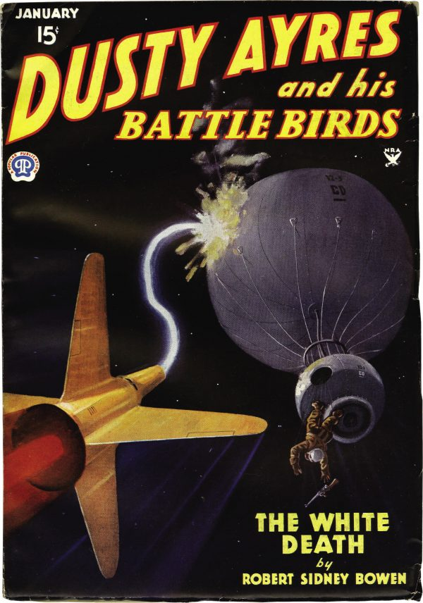 Dusty Ayers and His Battle Birds January, 1935