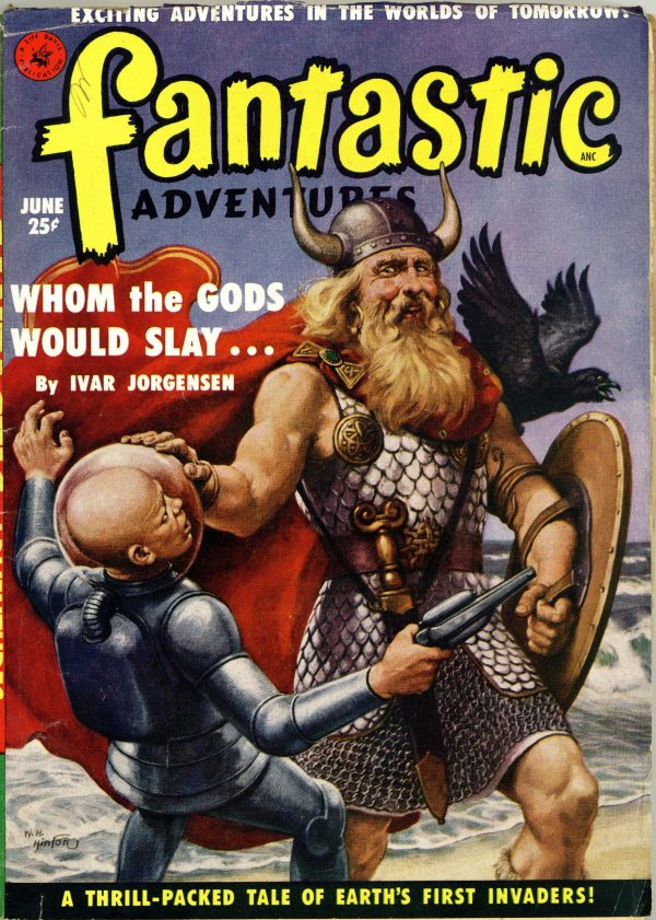 Fantastic Adventures, Magazine June 1951