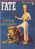Fate Magazine July August, 1952 thumbnail