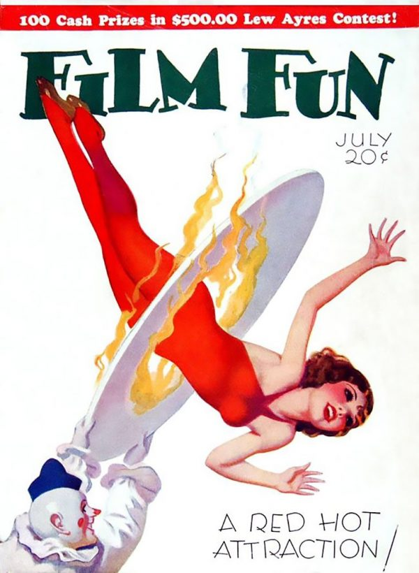 Film Fun, July 1931