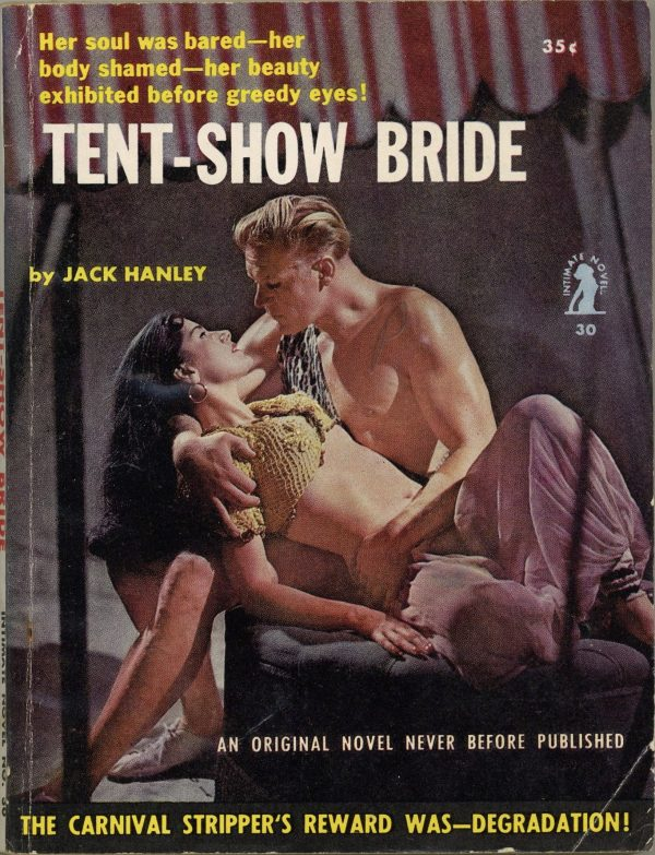 Intimate Novels Digest #30 1953