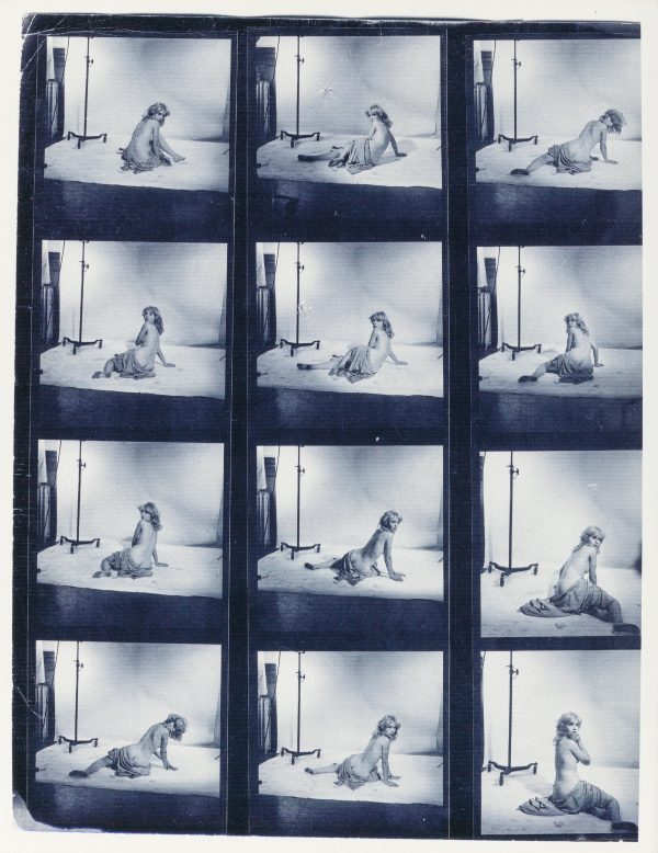 Joy Zone contact sheet